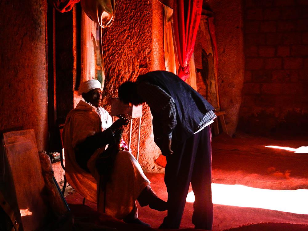 Ethiopian-Priest